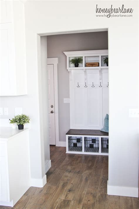laundry room closet organization ideas diy mudroom bench honeybear