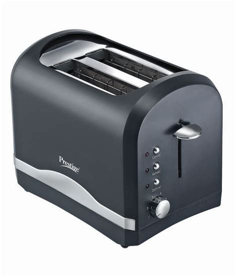 Cheapest Pop Up Toaster by Prestige Pptpkb Pop Up Toaster Black Price In India 22 May