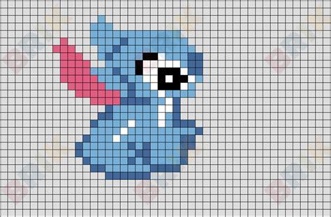 Pixel Baby Stitch