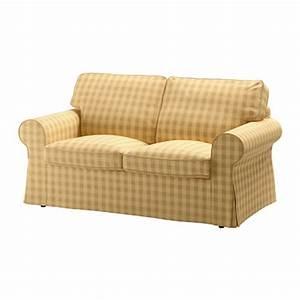 Ikea Bezug Sofa : ektorp 2er sofa skaftarp gelb ikea ~ Michelbontemps.com Haus und Dekorationen