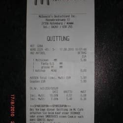 mcdonalds fast food roennebrocksweg  rotenburg