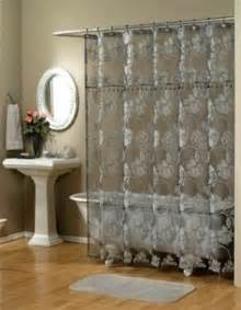 sheer fabric shower curtain sheer fabric shower curtain foter