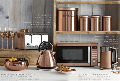 buy small kitchen appliances    uk  shop copper kitchen decor copper kitchen