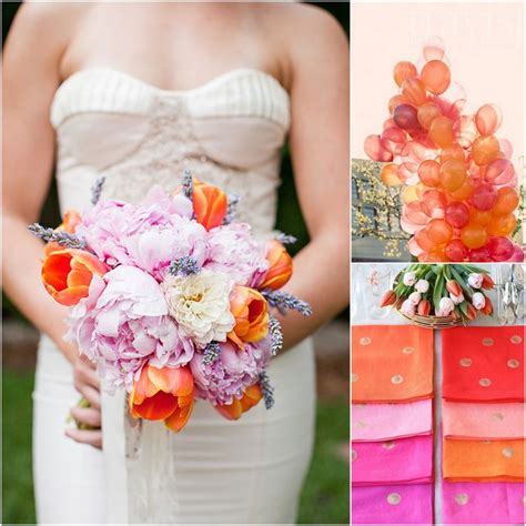 575 best images about color combo orange pink fuchsia purple white on