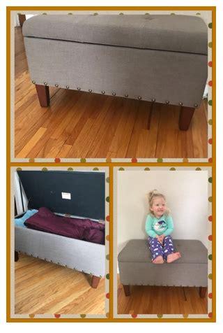 sonoma goods for life madison storage bench ottoman kohl s sonoma goods for life madison storage bench