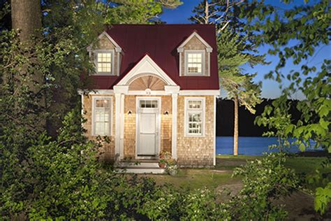 tiny houses in maine tiny house town oceanside tiny home in maine 411 sq ft