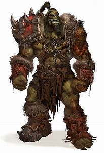 104 best images about half-orc character pics on Pinterest ...