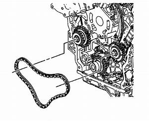 Service Manual  2007 Suzuki Xl7 Crankshaft Removal
