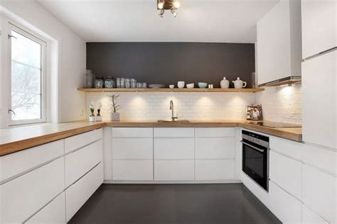 cuisine avec etagere étagères ouvertes dans la cuisine 53 idées photos