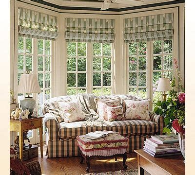 5 Pane Bow Window Treatment Ideas  Home Intuitive