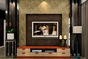 TV wall design 2015
