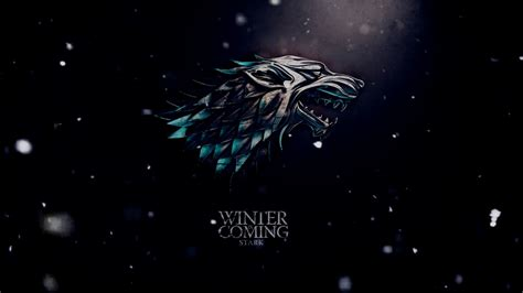 Snowfall Wallpaper Animated - of thrones quot winter is coming quot snowfall wallpaper