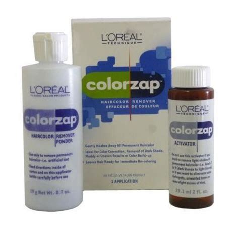 l or 233 al loreal color zap product reviews and prices