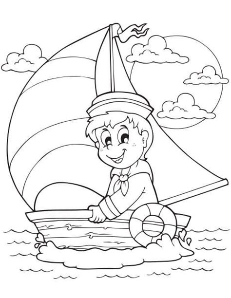 summer coloring pages imom