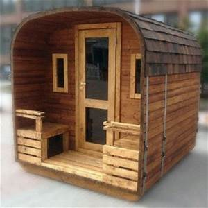Saunahaus Im Garten : gartensauna saunafass badefass sauna sauna ahti ~ Sanjose-hotels-ca.com Haus und Dekorationen