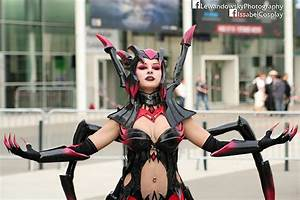 Elise cosplay by IssabelCosplay on DeviantArt