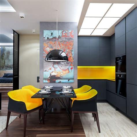design for small kitchen 58 mejores im 225 genes sobre cocinas naranjas en 6563