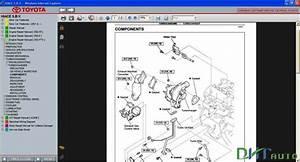Toyota Hiace S B V Service  U0026 Repair Manual Update 1991