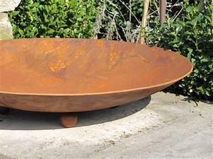 Plastikschüssel Rund 60 Cm : edelrost dekoschale rund 60 cm metall pflanzschale pflanzkorb ebay ~ Eleganceandgraceweddings.com Haus und Dekorationen
