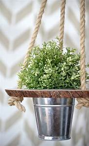 16, Lovely, Diy, Hanging, Planter, You, Can, Make, Easily, U2013, The, Self