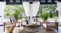 Patio Designs 16 Beautiful Mediterranean Patio Designs That Will ...