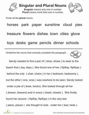 How Do You Spell Resume Plural by Plural Nouns Worksheets For 2nd Grade Abitlikethis