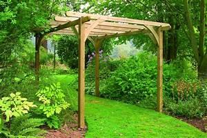 Forest Garden Ultima Pergola Kit Simple Pergola Ideas