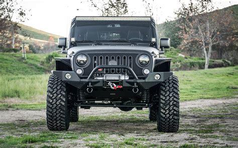 2015 Strut Jeep Wrangler 4x4 Offroad Suv Tuning Wallpaper