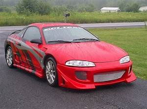 Shaffsaccord 1996 Mitsubishi Eclipse Specs  Photos