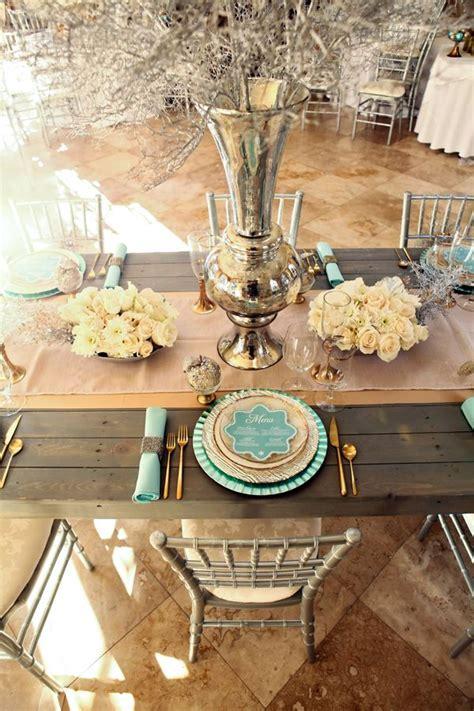 color inspiration stylish turquoise and teal wedding ideas modwedding