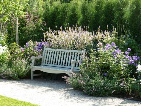 tranquil bench area randle siddeley