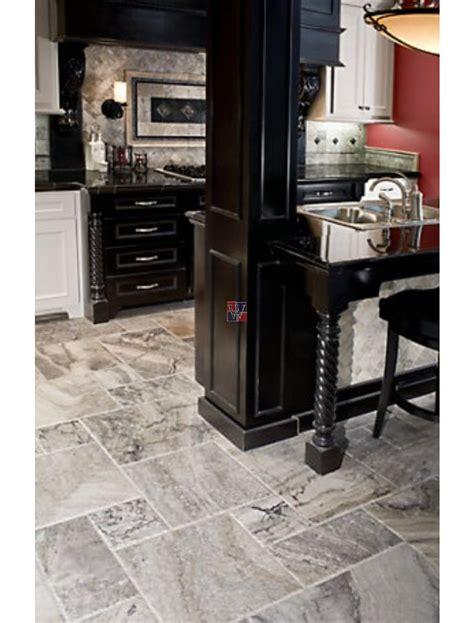 buy kitchen floor tiles buy 18x18 silver travertine honed filled wallandtile 5021