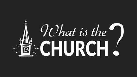 What Is The Church? Archives  Cornerstone Presbyterian