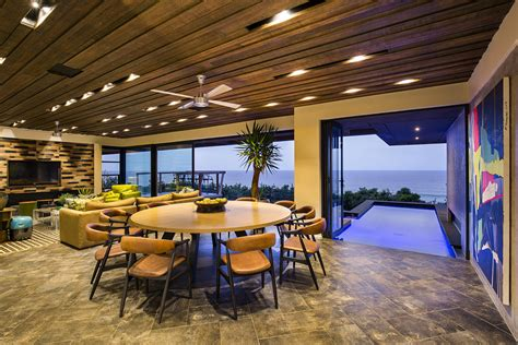 tropical modern ocean view home south africa