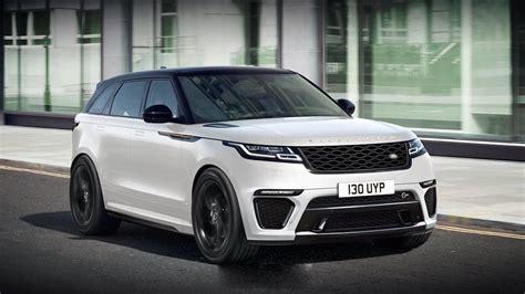 Range Rover Range Rover Sport 20192020 Velar Svr Front