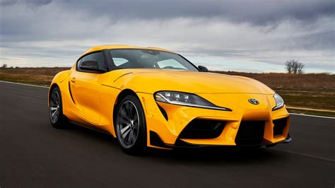 toyota supras entry level  cylinder detailed