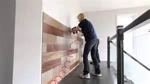nouveau mur finium de la collection 201 cho urbain installation rapide