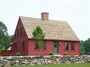 Cape cod colonial house new england cape house plans for for Cape cod house plans new england