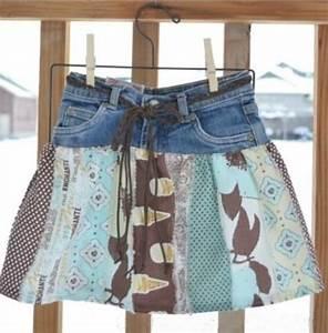 Que Faire Avec Des Vieux Jeans : 54 fa ons incroyables de r utiliser ses vieux jeans ~ Melissatoandfro.com Idées de Décoration