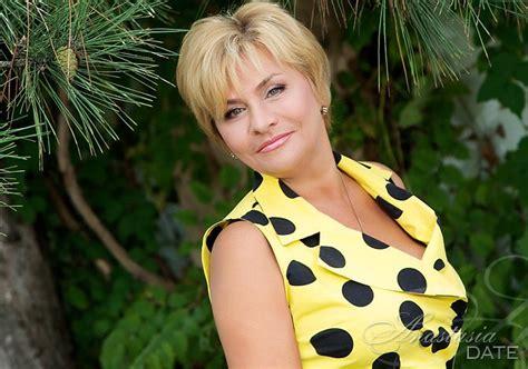 beautiful russian model irina from odessa 60 yo hair color blond
