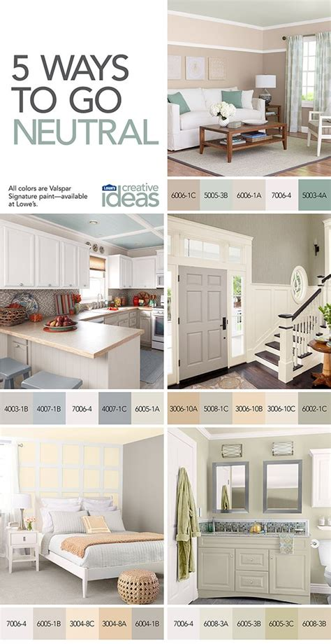 neutral paint colors at lowes take inspiration from the natural world with trend defying calm neutrals see more ways to use