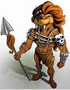 African Zulu Warrior A...