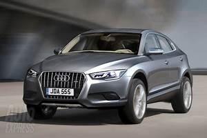 Nouveau Q3 Audi : audi q3 nuova ricostruzione grafica ~ Medecine-chirurgie-esthetiques.com Avis de Voitures