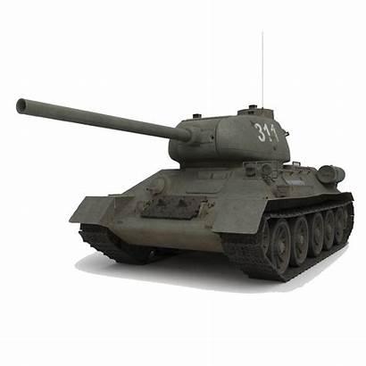 Tank Military Transparent Clipart 3d Army Soviet