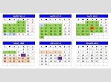 Calendario Académico Universidad de Granada