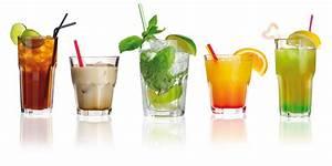 Les Cocktails avec Alcool - Iscomrima