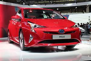 2016 Toyota Prius  Some Model And Trim Level Information