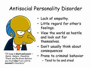 4. Personality Disorders - ppt video online download