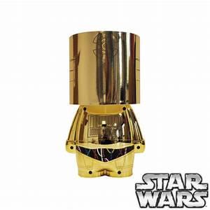 Lampe Star Wars : lampe c 3po originale sous licence officielle star wars sur rapid cadeau ~ Orissabook.com Haus und Dekorationen