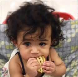 Royalty and Chris Brown Baby
